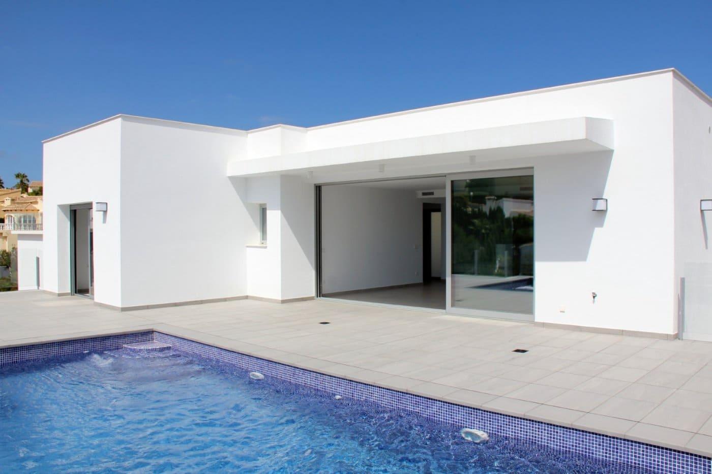 3 bedroom Villa for sale in Cumbre del Sol with pool garage - € 769,000 (Ref: 6186401)