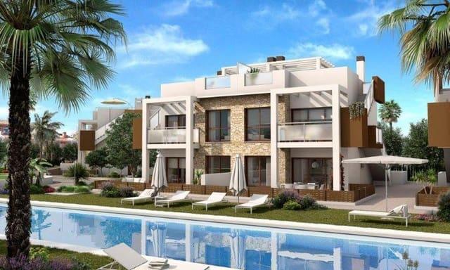 2 quarto Bungalow para venda em Los Balcones com piscina garagem - 175 500 € (Ref: 6299255)