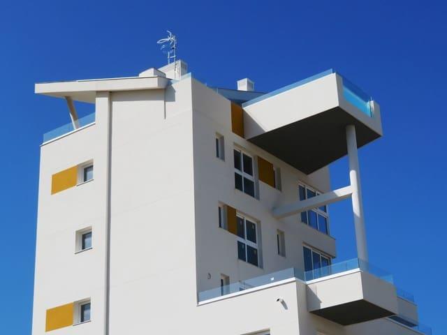 3 sypialnia Penthouse na sprzedaż w Oliva z basenem garażem - 340 000 € (Ref: 5366244)