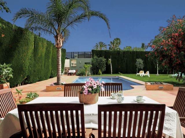 4 soverom Villa til salgs i Beniarbeig med svømmebasseng garasje - € 2 100 (Ref: 5551643)
