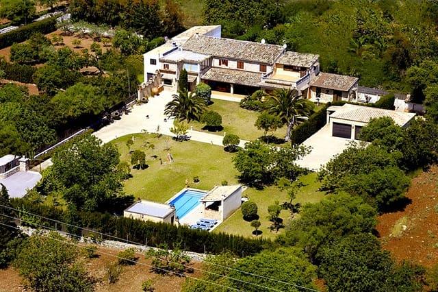5 quarto Quinta/Casa Rural para venda em Pollensa / Pollenca com piscina - 1 196 000 € (Ref: 5384929)