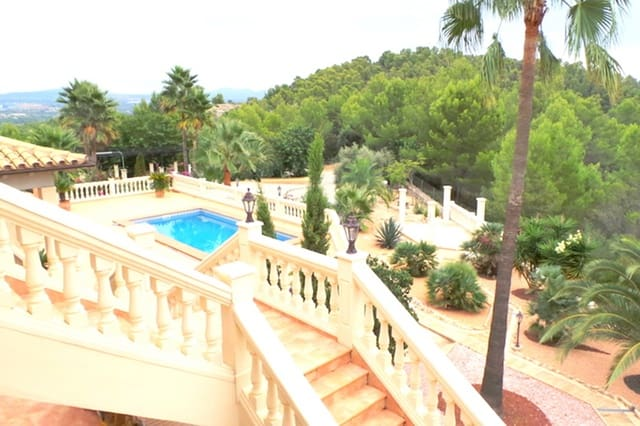5 soveværelse Villa til salg i Esporles med swimmingpool garage - € 1.980.000 (Ref: 5384937)