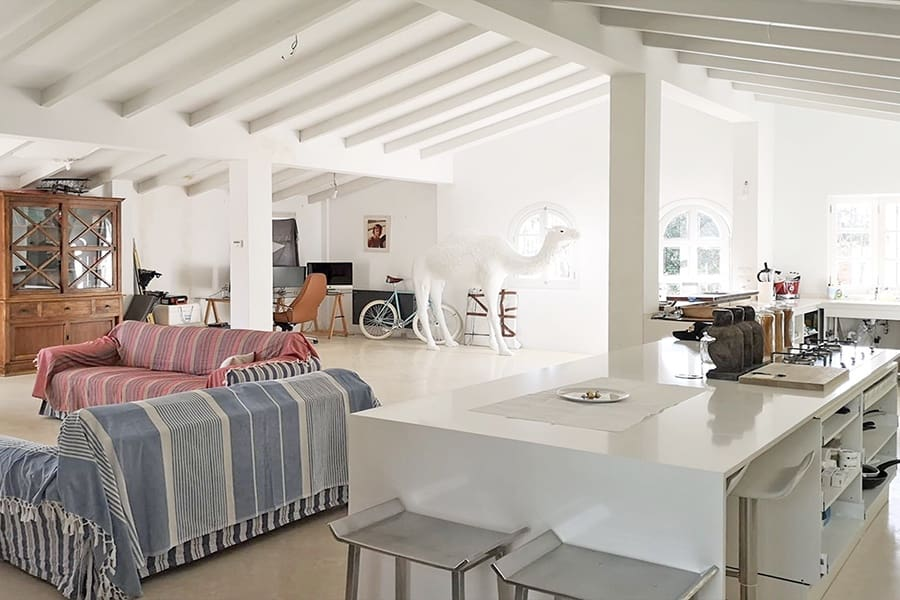 6 makuuhuone Maalaistalo myytävänä paikassa Calvia mukana uima-altaan  autotalli - 1 200 000 € (Ref: 5384949)