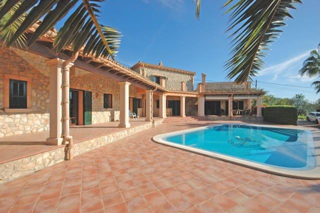 4 soveværelse Finca/Landehus til salg i Calvia med swimmingpool - € 1.495.000 (Ref: 5384994)