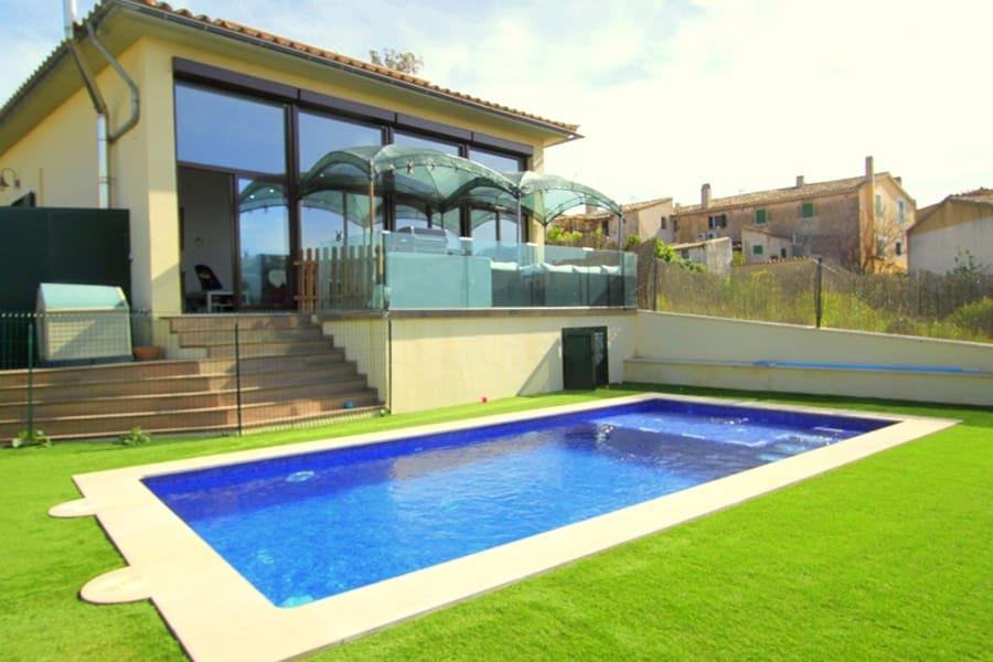 4 chambre Villa/Maison Mitoyenne à vendre à Calvia avec piscine - 495 000 € (Ref: 5384998)