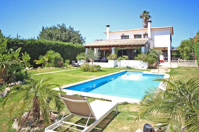 6 soverom Villa til salgs i Palma de Mallorca med svømmebasseng garasje - € 865 000 (Ref: 5385018)