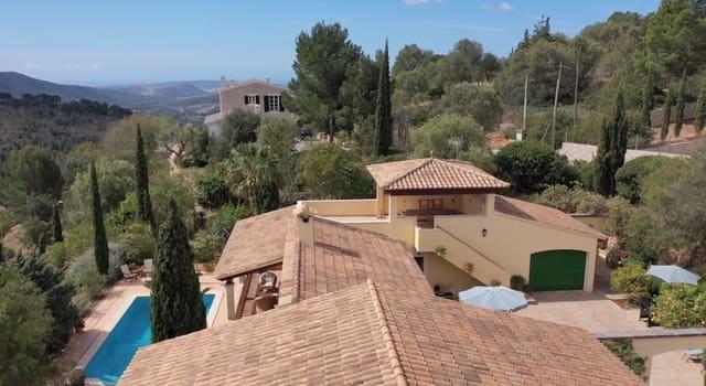 4 quarto Moradia para venda em Calvia com piscina garagem - 1 200 000 € (Ref: 5424661)