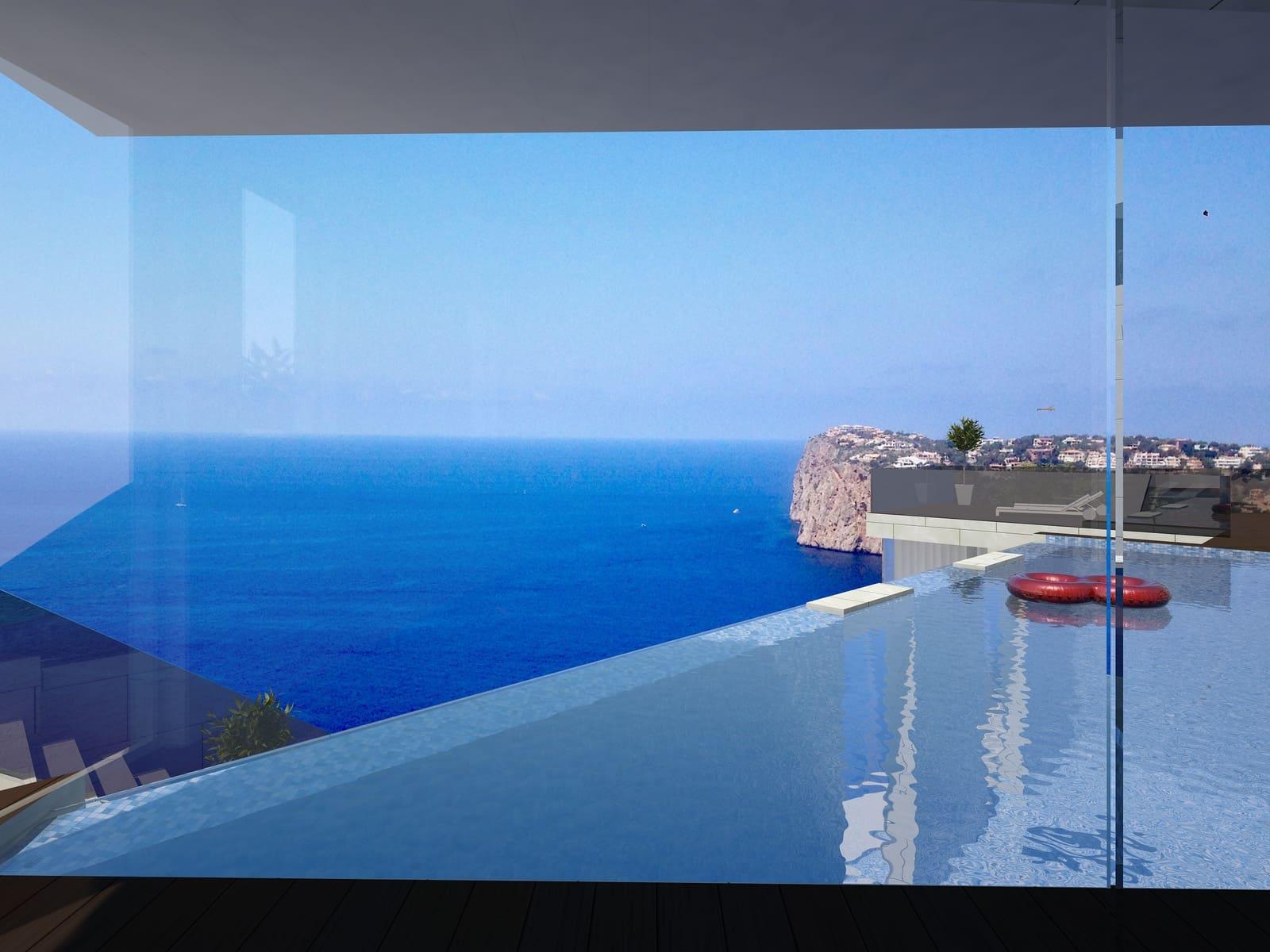 Grunde uden byggetilladelser til salg i Puerto de Andratx - € 2.650.000 (Ref: 5483461)