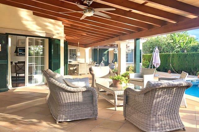 4 sovrum Villa till salu i Sa Cabaneta / La Cabaneta med pool - 795 000 € (Ref: 5503796)