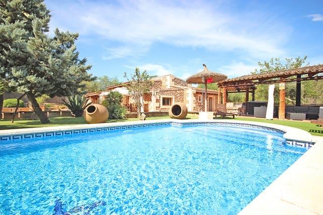4 camera da letto Finca/Casa di Campagna in vendita in Sencelles con piscina - 1.148.000 € (Rif: 5540597)