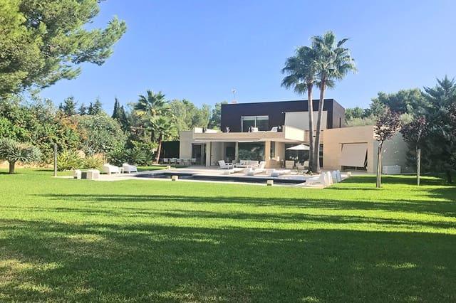 5 sovrum Villa till salu i Es Garrovers med pool garage - 2 490 000 € (Ref: 5592272)