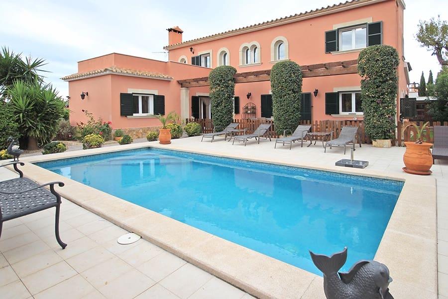 3 soverom Villa til salgs i Calvia med svømmebasseng - € 849 000 (Ref: 5640816)