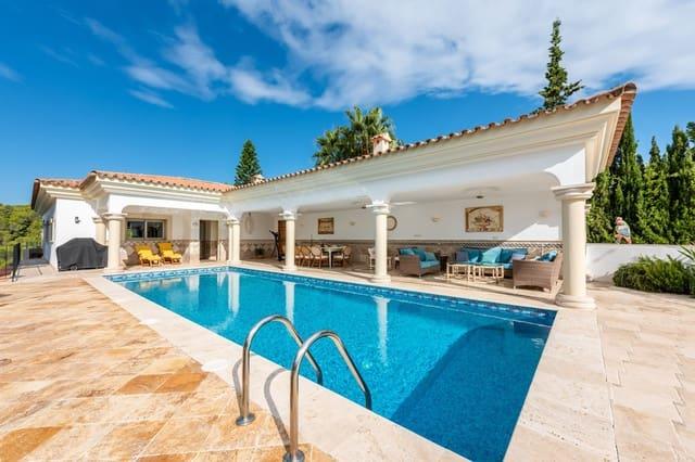 5 soveværelse Villa til salg i Costa d'en Blanes med swimmingpool garage - € 2.700.000 (Ref: 5643205)