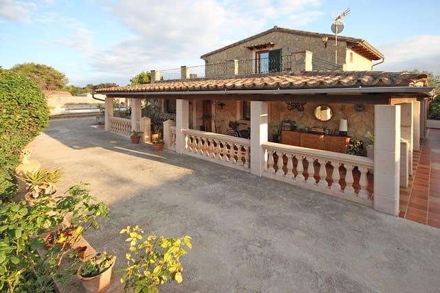 3 sovrum Finca/Hus på landet till salu i Inca med pool garage - 580 000 € (Ref: 5684388)