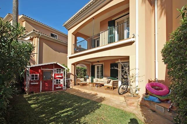 3 chambre Villa/Maison Mitoyenne à vendre à Santa Ponsa avec piscine - 578 000 € (Ref: 5704481)