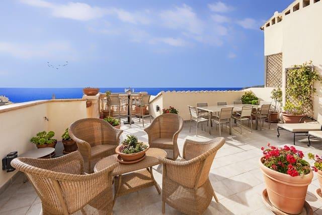 3 soveværelse Penthouse til salg i Santa Ponsa med swimmingpool garage - € 1.695.000 (Ref: 5884878)