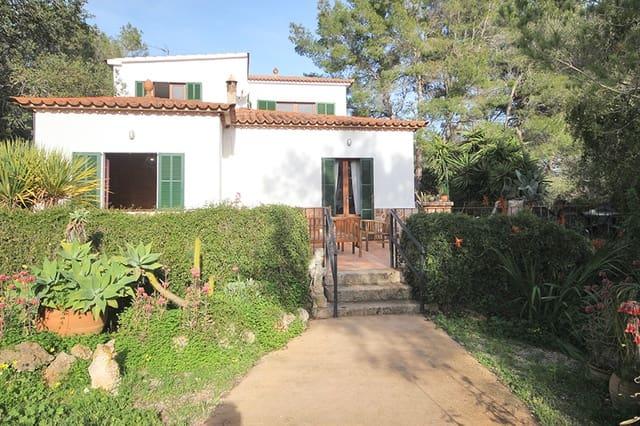 4 soveværelse Finca/Landehus til salg i Portol - € 490.000 (Ref: 5920024)