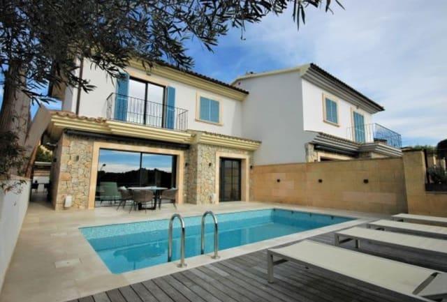 3 soveværelse Byhus til salg i Es Capdella med swimmingpool garage - € 990.000 (Ref: 6079463)