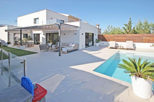 2 soveværelse Villa til salg i Calvia med swimmingpool - € 840.000 (Ref: 6090363)