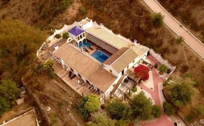 9 chambre Hôtel à vendre à Mijas avec piscine garage - 2 400 000 € (Ref: 5416471)