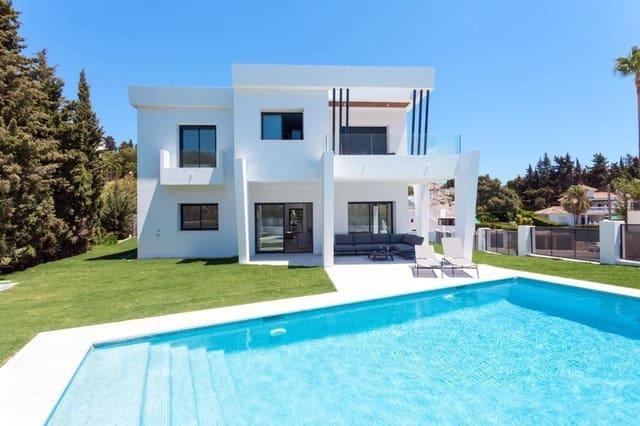 4 soverom Villa til salgs i Sitio de Calahonda med svømmebasseng garasje - € 1 250 000 (Ref: 5417591)