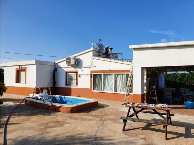 3 sovrum Finca/Hus på landet till salu i El Vergel / Verger med pool - 180 000 € (Ref: 5377732)