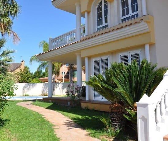 4 sovrum Hus till salu i L'Eliana med pool - 1 080 000 € (Ref: 5451570)