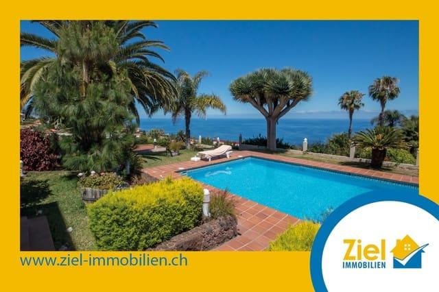 5 sovrum Villa till salu i El Sauzal med pool - 795 000 € (Ref: 5816373)