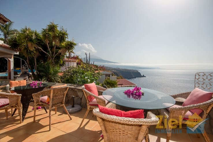 22 sovrum Kommersiell till salu i La Matanza de Acentejo med pool - 2 900 000 € (Ref: 5816382)