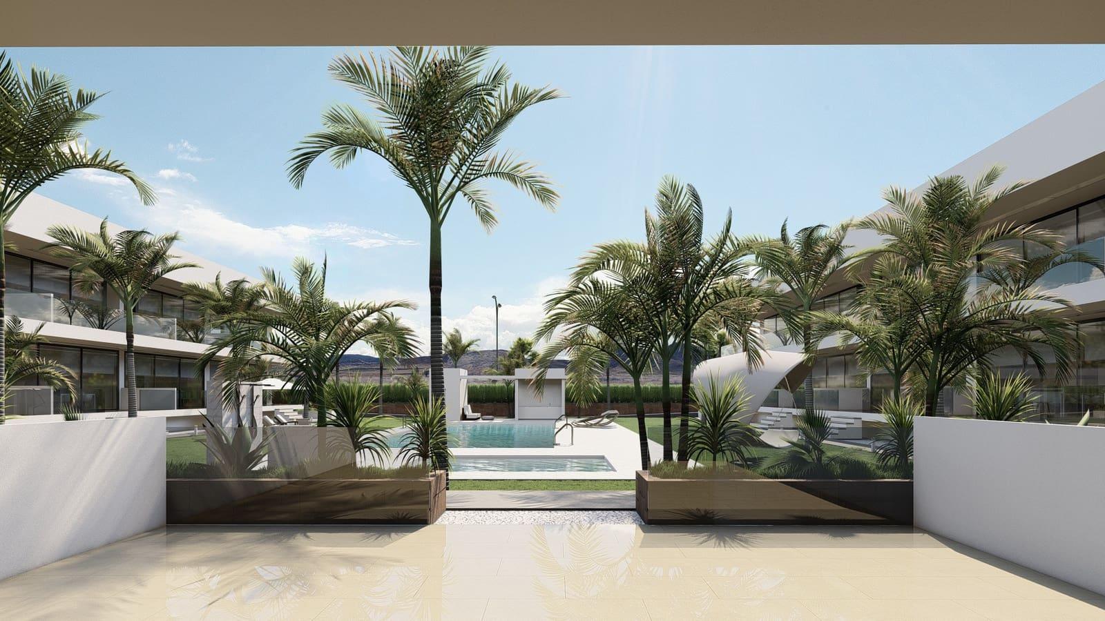 3 sovrum Takvåning till salu i Mar de Cristal med pool - 197 000 € (Ref: 5854647)