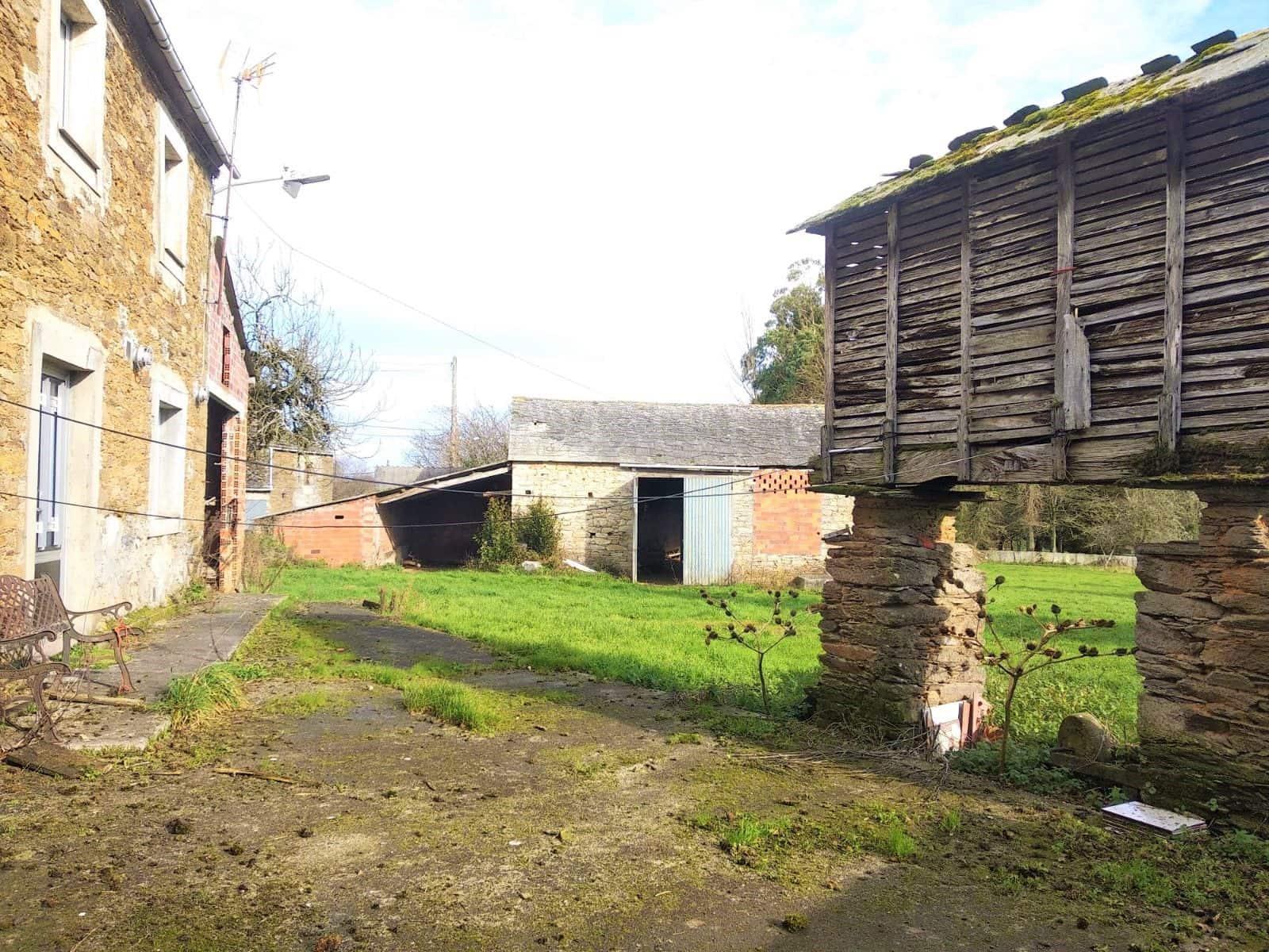 3 sypialnia Finka/Dom wiejski na sprzedaż w Cospeito z garażem - 129 000 € (Ref: 5635355)