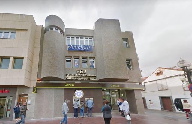 1 soveværelse Kontor til salg i Telde med garage - € 159.800 (Ref: 5718450)
