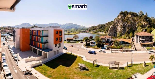 5 soveværelse Lejlighed til salg i Ribadesella med garage - € 195.000 (Ref: 6077347)