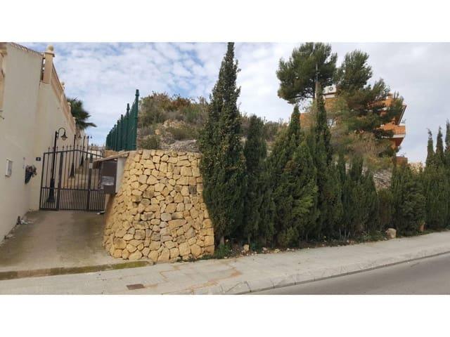 Terrain à Bâtir à vendre à La Nucia - 110 000 € (Ref: 5439879)