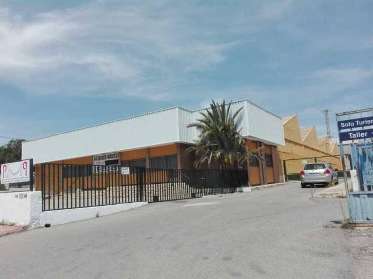 Biznes do wynajęcia w El Bacarot z garażem - 3 000 € (Ref: 5439919)