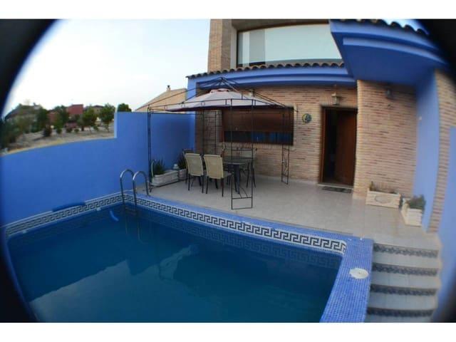 5 soveværelse Villa til leje i Molina de Segura med swimmingpool garage - € 1.000 (Ref: 5440319)