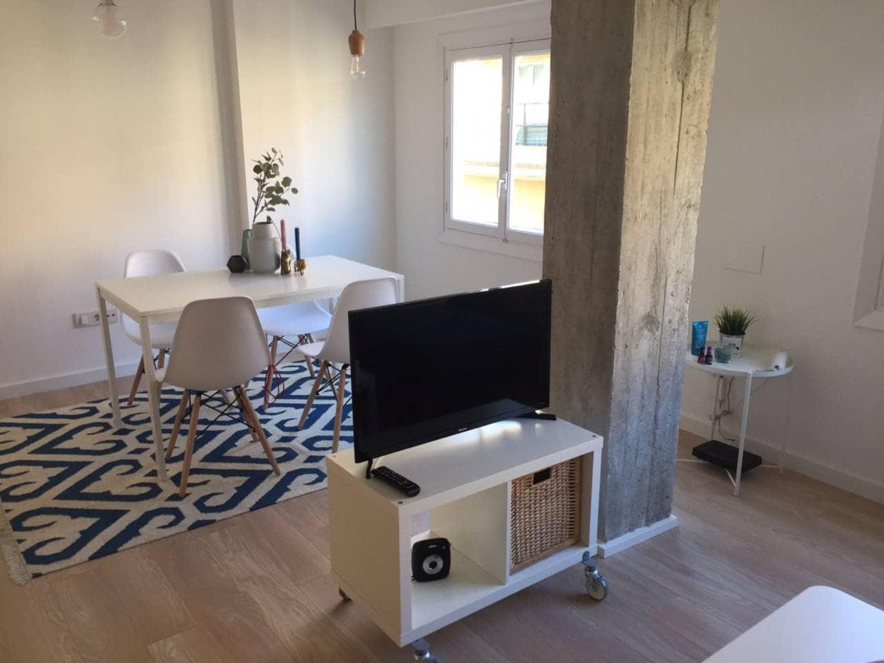 3 soveværelse Penthouse til leje i Alicante by - € 1.200 (Ref: 5516181)