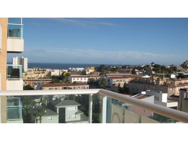 3 sypialnia Mieszkanie do wynajęcia w Cabo de las Huertas z basenem garażem - 975 € (Ref: 5910746)
