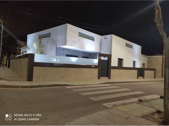 4 soveværelse Villa til leje i Torre de la Horadada med swimmingpool garage - € 2.000 (Ref: 6004964)