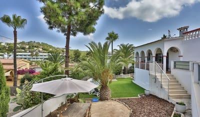3 slaapkamer Villa te huur in Costa de la Calma met zwembad - € 2.200 (Ref: 5401392)