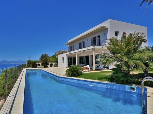 4 chambre Villa/Maison à vendre à Puig de Ros avec piscine garage - 4 000 000 € (Ref: 5402244)