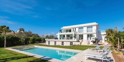 4 slaapkamer Villa te huur in Santa Ponsa met zwembad garage - € 15.000 (Ref: 5402261)