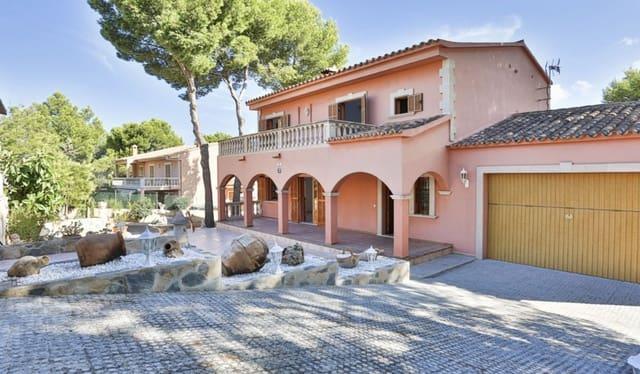 5 bedroom Villa for rent in Santa Ponsa with pool garage - € 4,500 (Ref: 5470588)