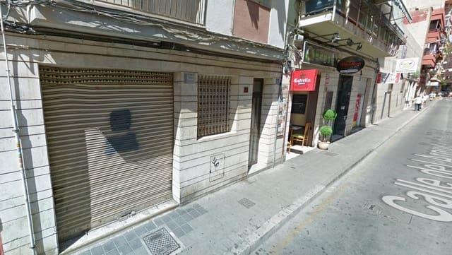 Negocio de 1 habitación en Alicante / Alacant ciudad en venta - 49.000 € (Ref: 5792046)