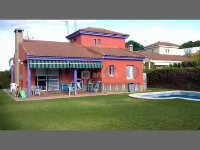4 Zimmer Villa zu verkaufen in Palomares del Rio mit Pool Garage - 315.000 € (Ref: 5556204)