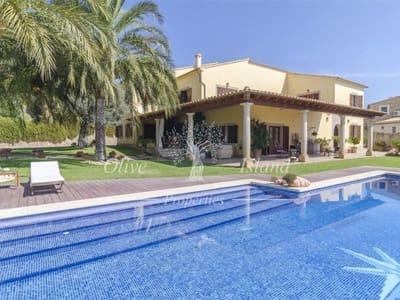 6 bedroom Villa for sale in Selva with pool garage - € 1,750,000 (Ref: 5462313)