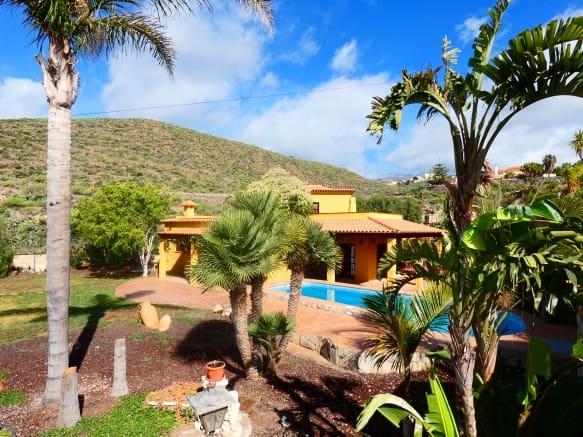 4 soveværelse Finca/Landehus til salg i San Miguel de Abona - € 950.000 (Ref: 5923612)