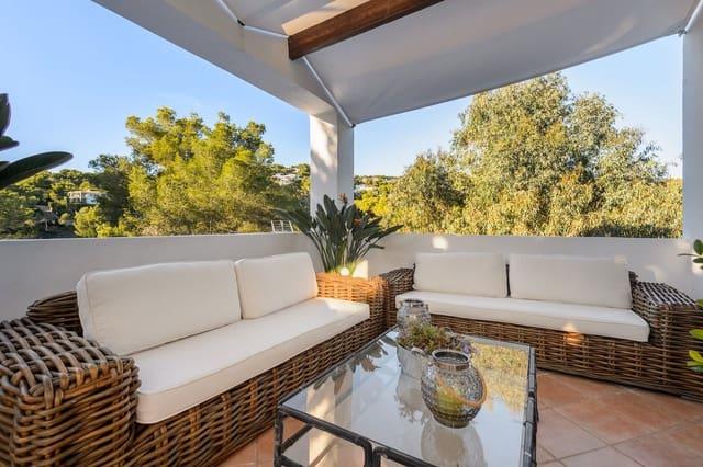 3 sovrum Semi-fristående Villa till salu i Can Furnet med pool - 690 000 € (Ref: 5477415)