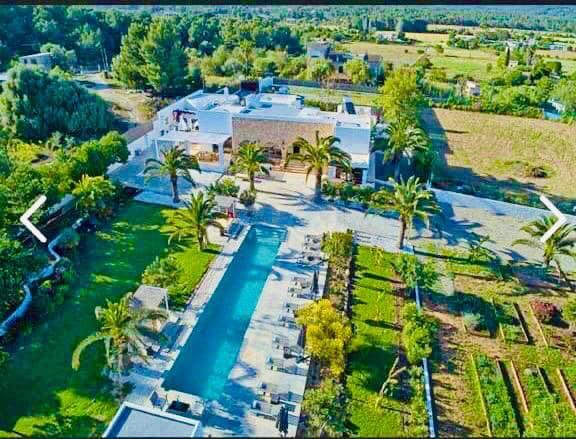 5 soveværelse Villa til leje i Puig de'n Valls med swimmingpool - € 7.000 (Ref: 5922367)