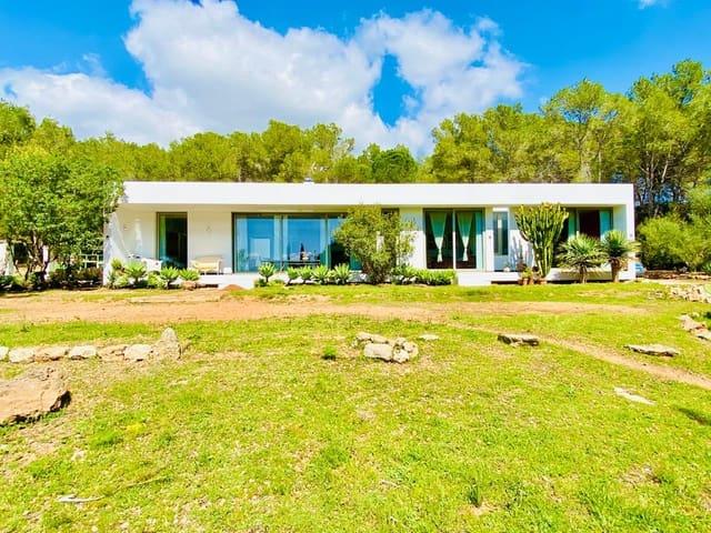3 slaapkamer Finca/Landhuis te huur in Santa Gertrudis de Fruitera - € 3.500 (Ref: 5989836)